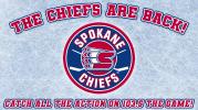 Spokane Chiefs Hockey